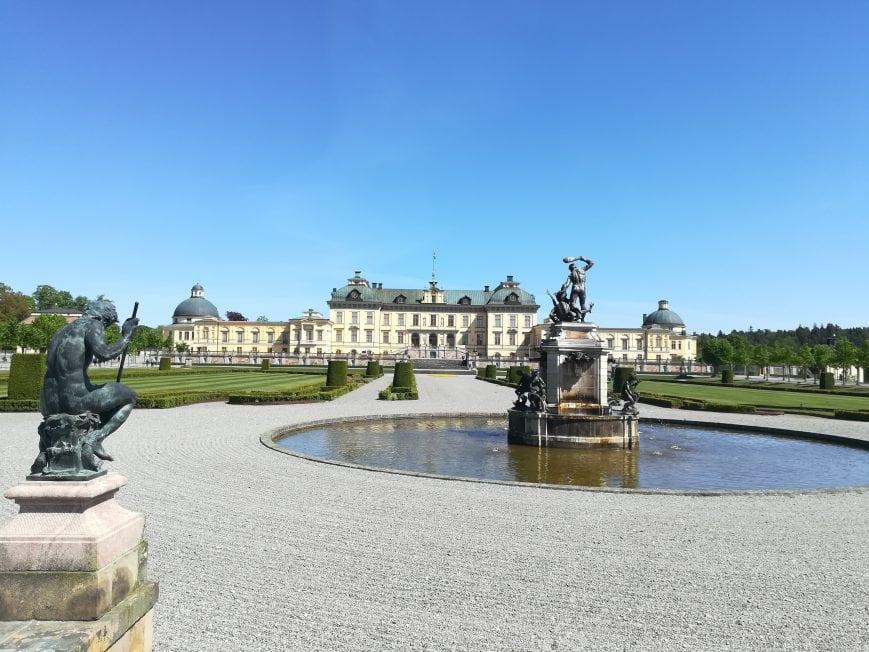 Drottningholm Lovön Stockholm Schloss