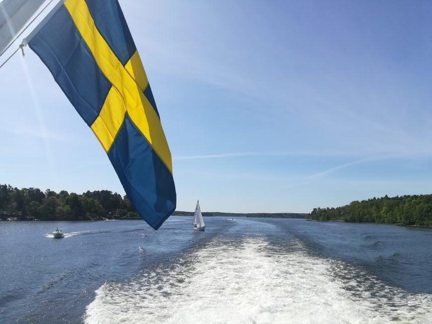 Schärentour Stockholm