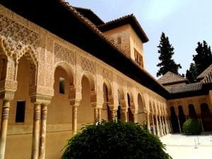 Granada Alhambra Andalusien