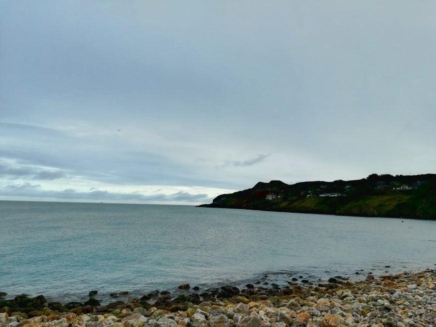 Howth bei Dublin - Küste