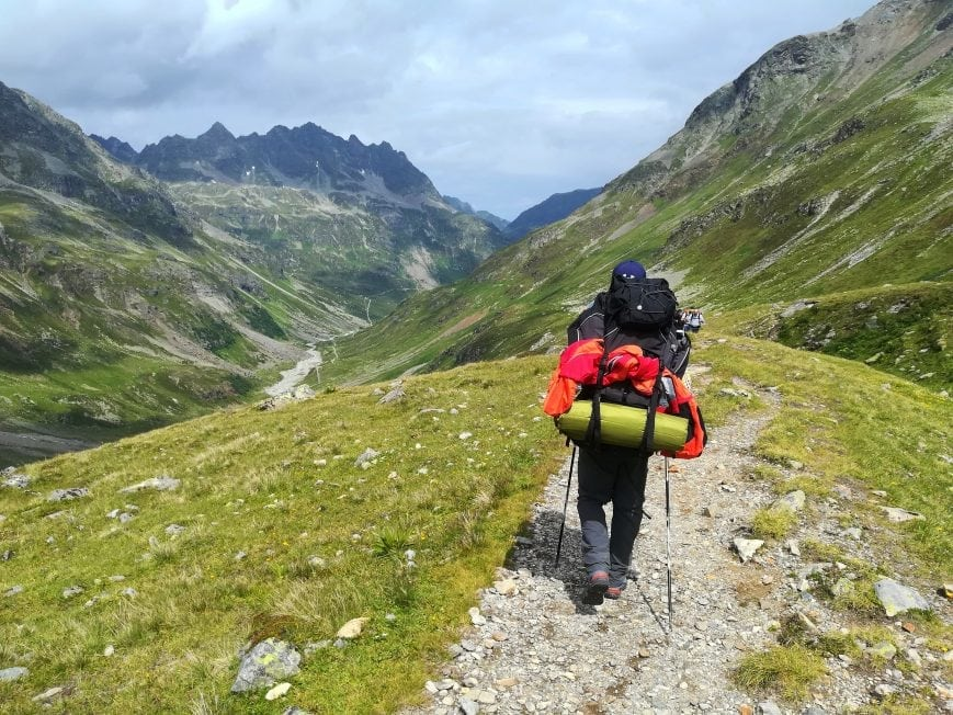 Wandern Packliste