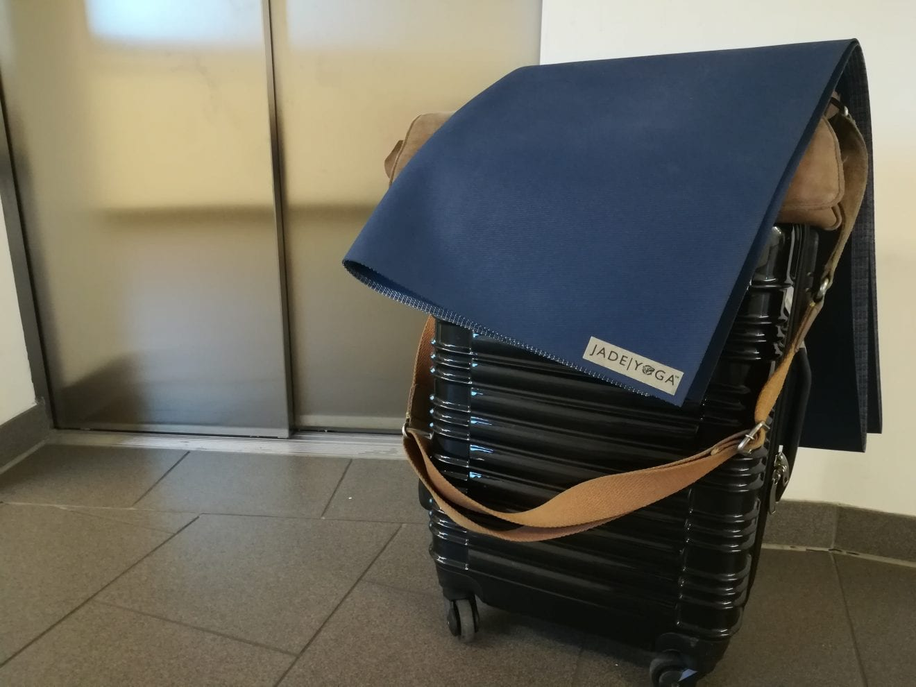 Voyager Jade Yogamatte im Test bei Packlisten